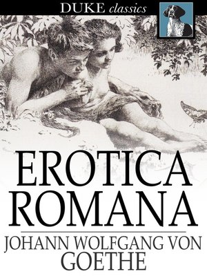 cover image of Erotica Romana