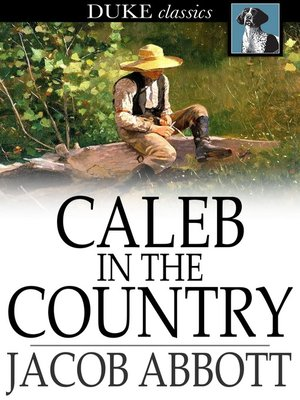 cover image of Caleb in the Country