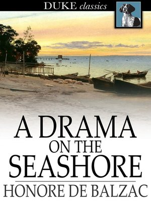 cover image of A Drama on the Seashore