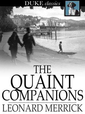 cover image of The Quaint Companions