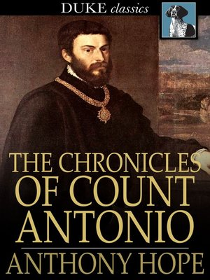 cover image of The Chronicles of Count Antonio