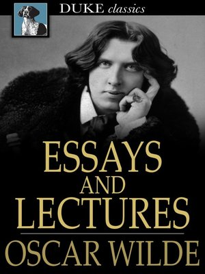 cover image of Essays and Lectures