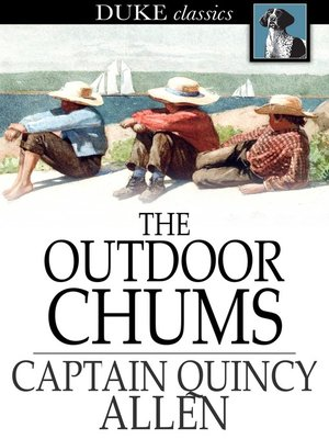 cover image of The Outdoor Chums
