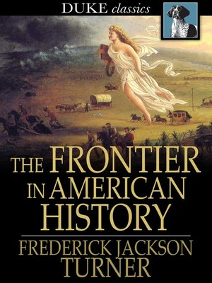 cover image of The Frontier in American History