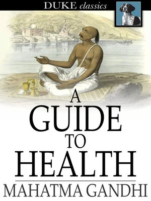 cover image of A Guide to Health