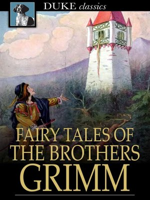 cover image of Fairy Tales of the Brothers Grimm