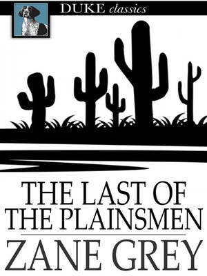 cover image of The Last of the Plainsmen