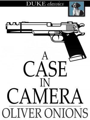 cover image of A Case in Camera