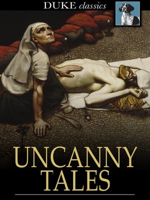 cover image of Uncanny Tales