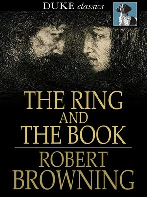 cover image of The Ring and the Book