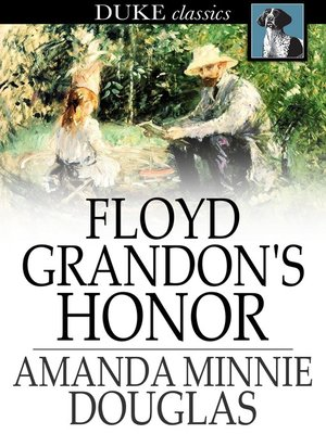 cover image of Floyd Grandon's Honor