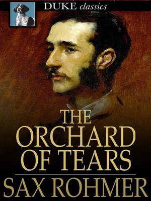 cover image of The Orchard of Tears