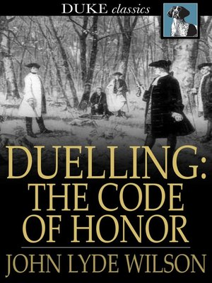 cover image of Duelling
