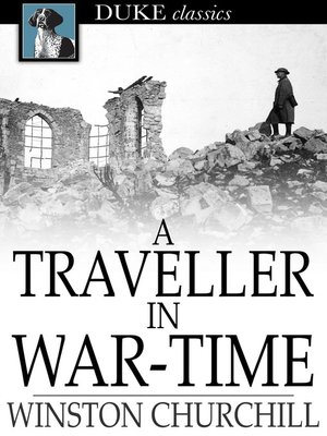 cover image of A Traveller in War-Time