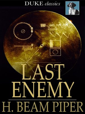 cover image of Last Enemy