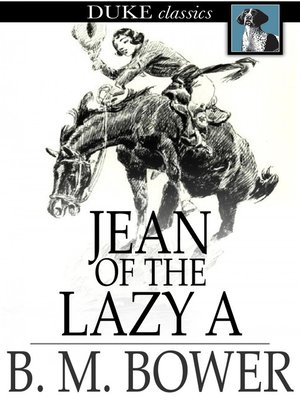 cover image of Jean of the Lazy A