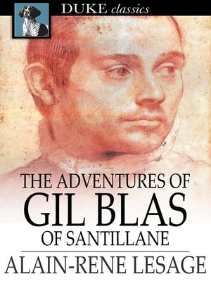 cover image of The Adventures of Gil Blas of Santillane