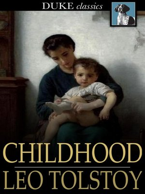 cover image of Childhood