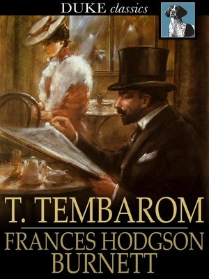 cover image of T. Tembarom
