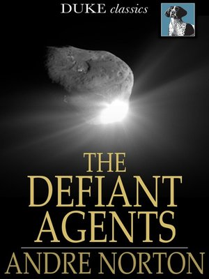 cover image of The Defiant Agents