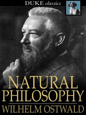 cover image of Natural Philosophy