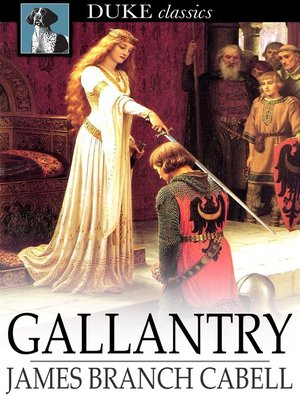cover image of Gallantry