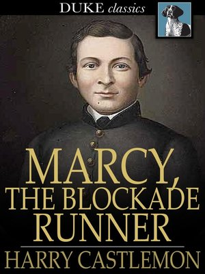 cover image of Marcy, the Blockade Runner