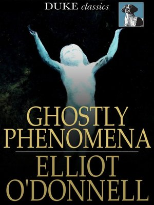 cover image of Ghostly Phenomena