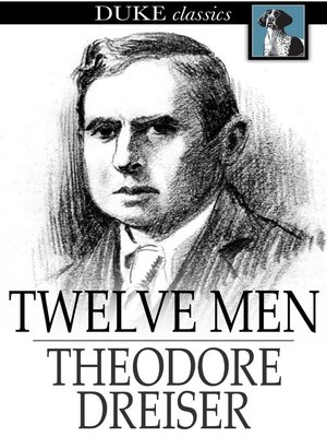 cover image of Twelve Men