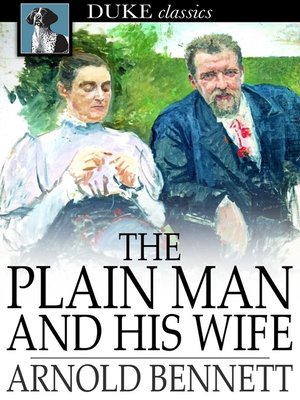 cover image of The Plain Man and His Wife