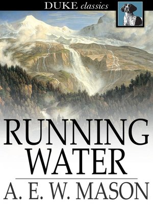 cover image of Running Water