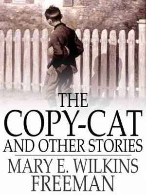 cover image of The Copy-Cat and Other Stories