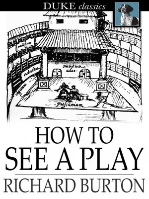 cover image of How to See a Play