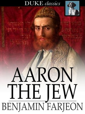 cover image of Aaron the Jew