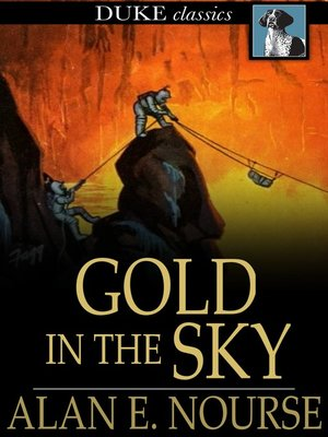 cover image of Gold in the Sky