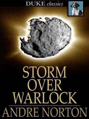 cover image of Storm Over Warlock