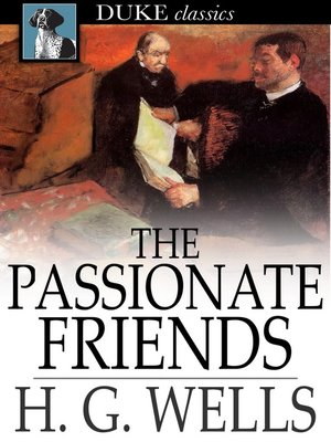 cover image of The Passionate Friends