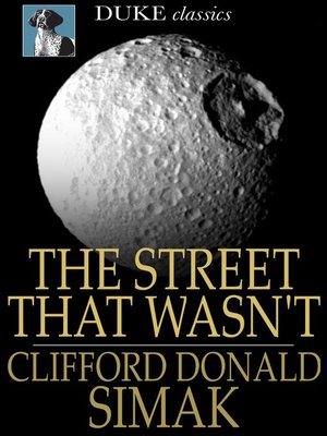 cover image of The Street That Wasn't There