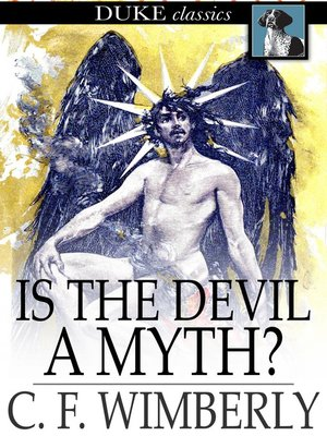 cover image of Is the Devil a Myth?