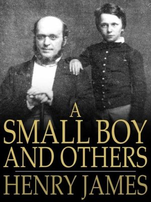 cover image of A Small Boy and Others