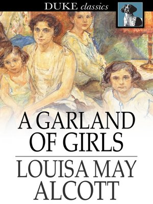 cover image of A Garland of Girls