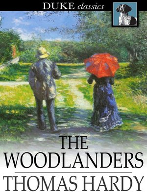 cover image of The Woodlanders