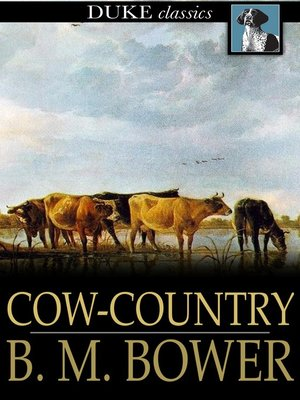 cover image of Cow-Country