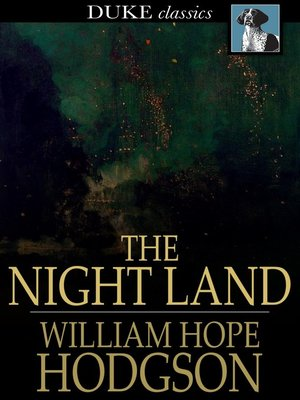 cover image of The Night Land