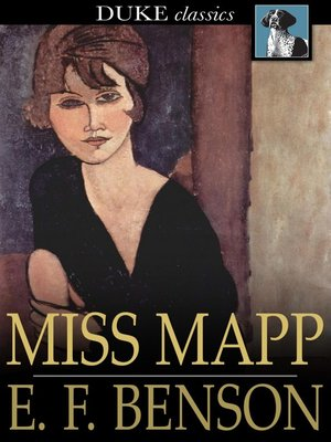cover image of Miss Mapp