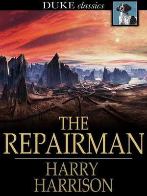 cover image of The Repairman