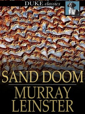 cover image of Sand Doom