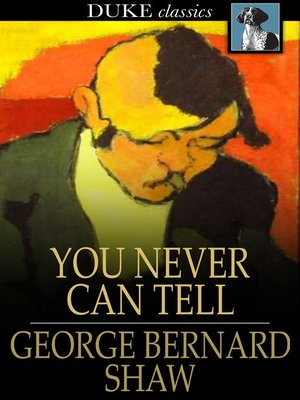 cover image of You Never Can Tell