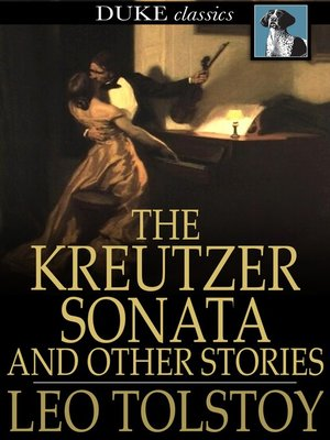 cover image of The Kreutzer Sonata