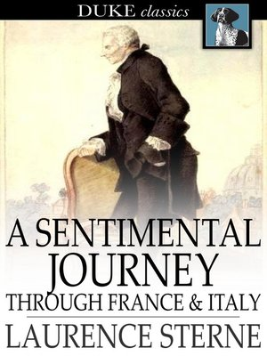 cover image of A Sentimental Journey Through France and Italy